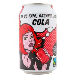 Bautura racoritoare necarbogazoasa Cola bio 330ml