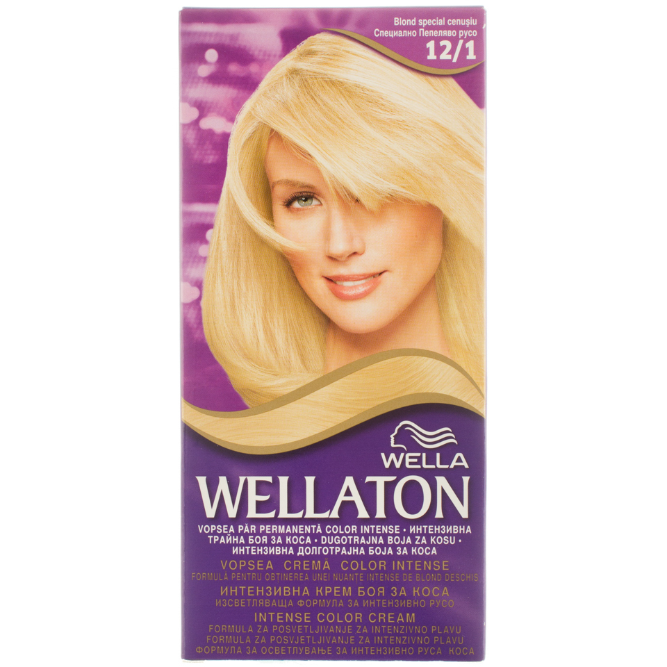 Vopsea De Par Blond Cenusiu 50ml Vopsea Pentru Par Hair Styling