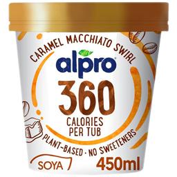 Inghetata pe baza de soia Caramel Macchiato 230g