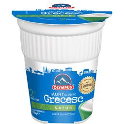 Iaurt grecesc 2% grasime 350g