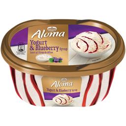 Inghetata cu aroma de iaurt si sirop de afine  505g