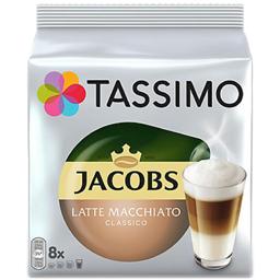 Cafea Latte Macchiato, 2x8 capsule