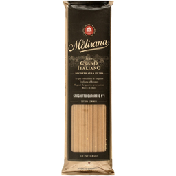 Paste integrale Spaghetto quadrato No1 500g