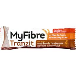 Baton cu fibre din secara Tranzit 40g