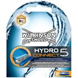 Rezerve pentru aparat de ras Hydro Connect 5, 2 bucati