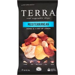 Chips mediteranean 110g