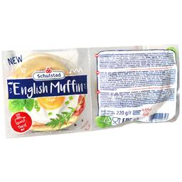 Chifle English Muffin 4x55g