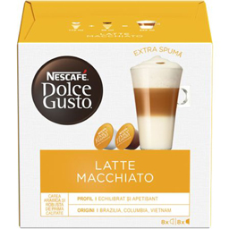 Cafea Latte Macchiato 2x8 capsule 183.2g