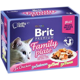 Hrana umeda pentru pisici Jelly 12x85g