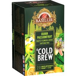 Ceai Cold Brew Guava Passion Fruit, fara cafeina 20x2g