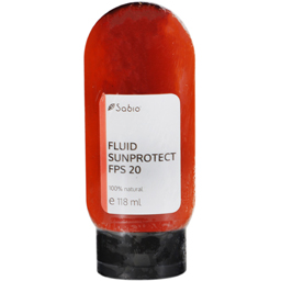 Fluid SunProtect FPS20 118ml