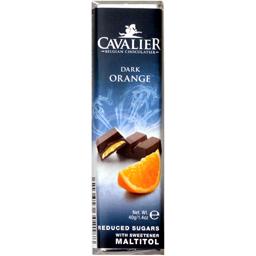 Baton de ciocolata cu portocale, fara zahar 40g