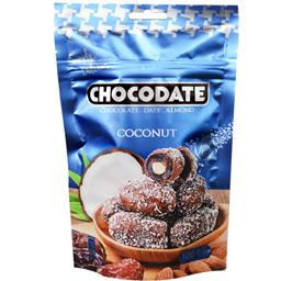 Curmale invelite in ciocolata & cocos 100g