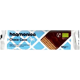 Napolitana bio choconut 40g