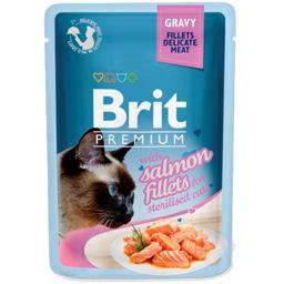 Hrana umeda pentru pisici sterilizate 85g