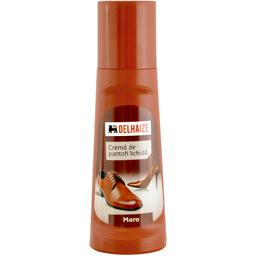 Crema de pantofi lichida maro 75ml