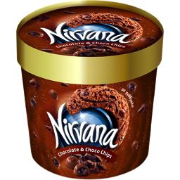 Inghetata Chocolate & Choco Chips 130g