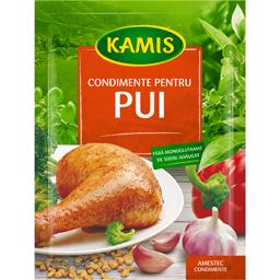 Amestec de condimente pentru carne de pui 30g