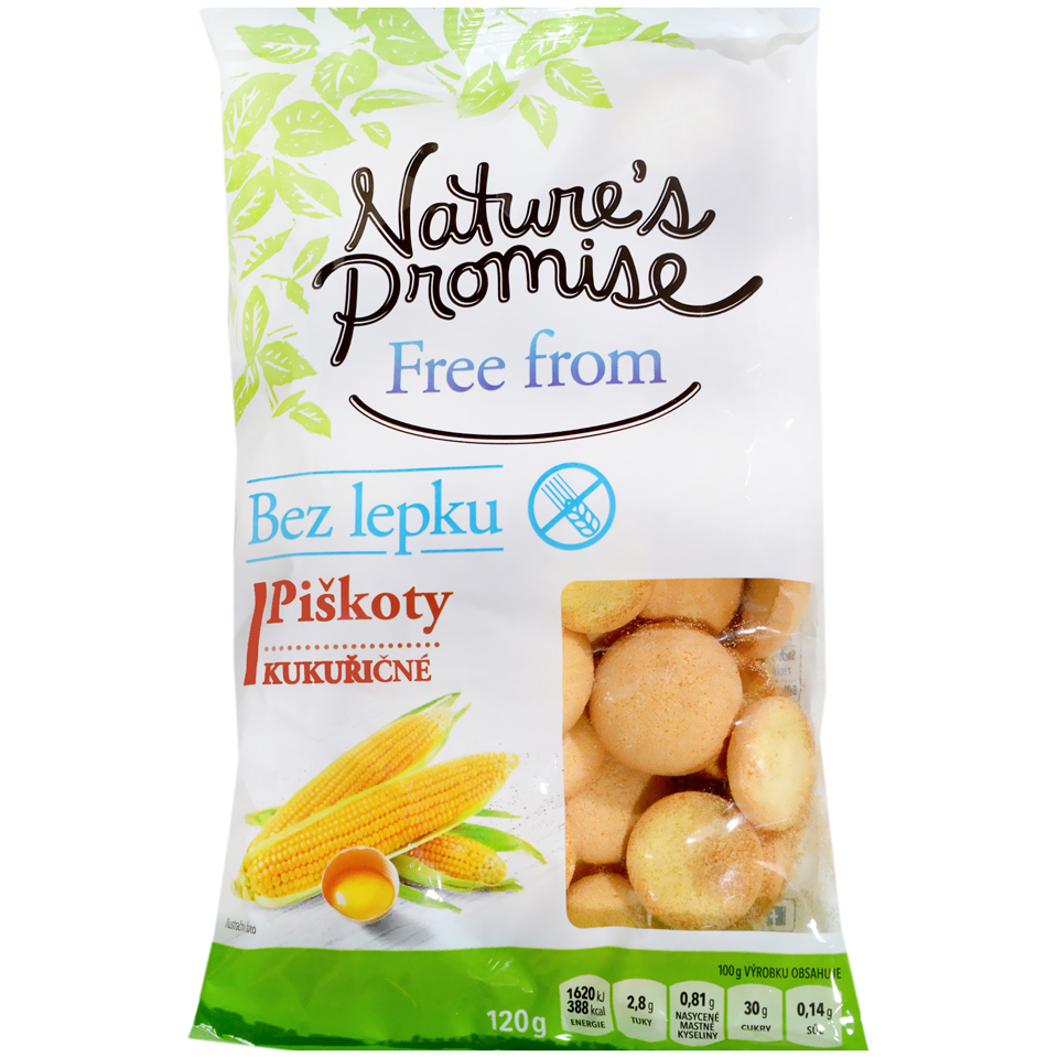 Nature's Promise-Free From