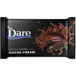 Napolitana cu cacao si crema de cacao  40g