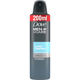 Deo spray clean confort 200ml