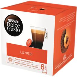 Cafea Lungo, 16 capsule