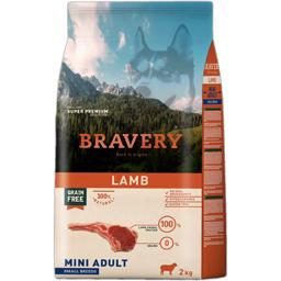 Hrana uscata Lamb Mini Adult 2kg