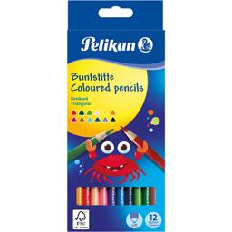 Creioane colorate, 12 culori