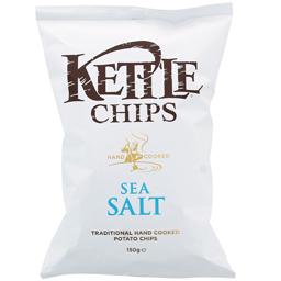 Chips cu sare de mare 150g