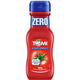 Ketchup zero zahar 480g