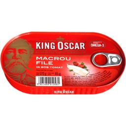 Macrou file in sos tomat 170g