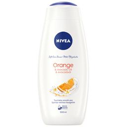 Gel de dus Care & Orange 500ml