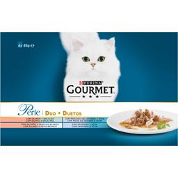 Hrana umeda pentru pisici cu peste 4x85g