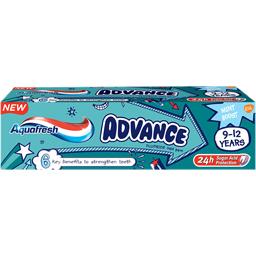 Pasta de dinti Advance 9-12 ani 75ml