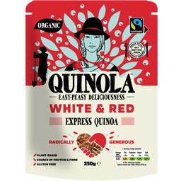 Quinoa bio Express alba si rosie 250g