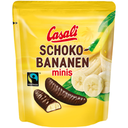 Batoane de ciocolata cu crema de banane 110g