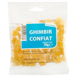 Ghimbir confiat  70g
