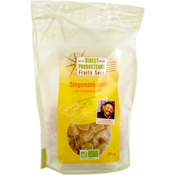 Ghimbir confiat eco 250g