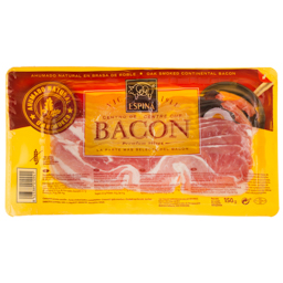 Bacon semiafumat 150g