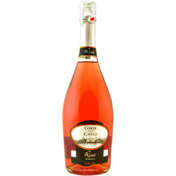 Spumant Rose extra dry 0.75l