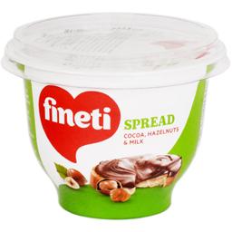 Crema cu cacao, alune de padure si lapte 200g