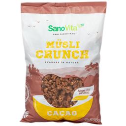 Musli crunch cu cacao 500g