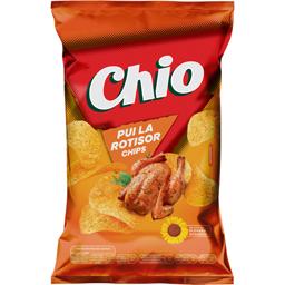 Chips cu aroma de pui la rotisor 140g