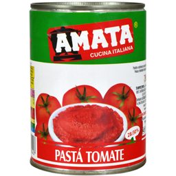 Pasta de tomate 400g