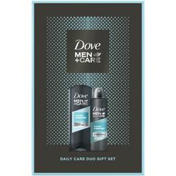 Set cadou Gel dus si deodorant Clean Comfort