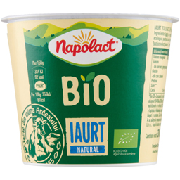 Iaurt natural 3.8% grasime 300g