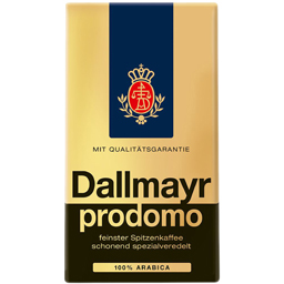 Cafea macinata si prajita Prodomo 500g