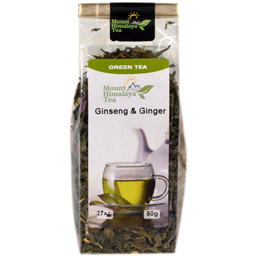 Ceai verde cu ginseng si ghimbir 50g