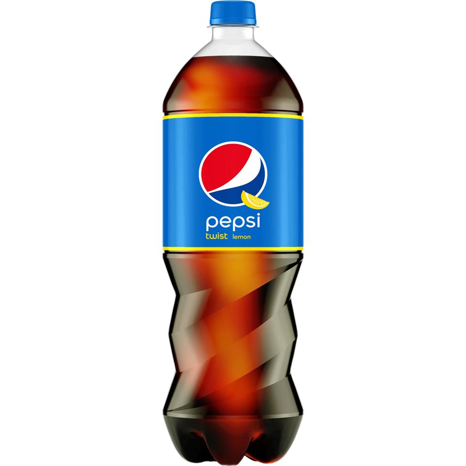 Pepsi-Twist lemon