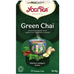 Ceai ecologic verde 30.6g